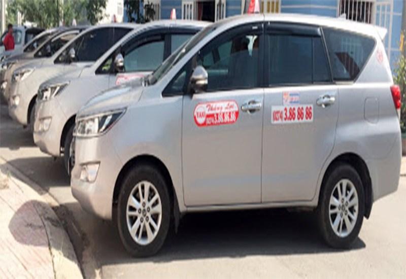 taxi Bảo Lộc