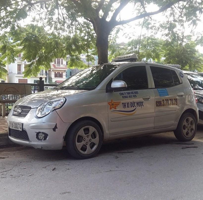 Danh sách các hãng taxi Cao Bằng giá rẻ uy tín