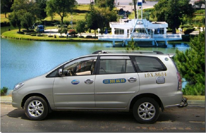 Top 10 Hãng taxi Đà Lạt giá rẻ đưa đón sân bay Liên Khương, bến xe khách