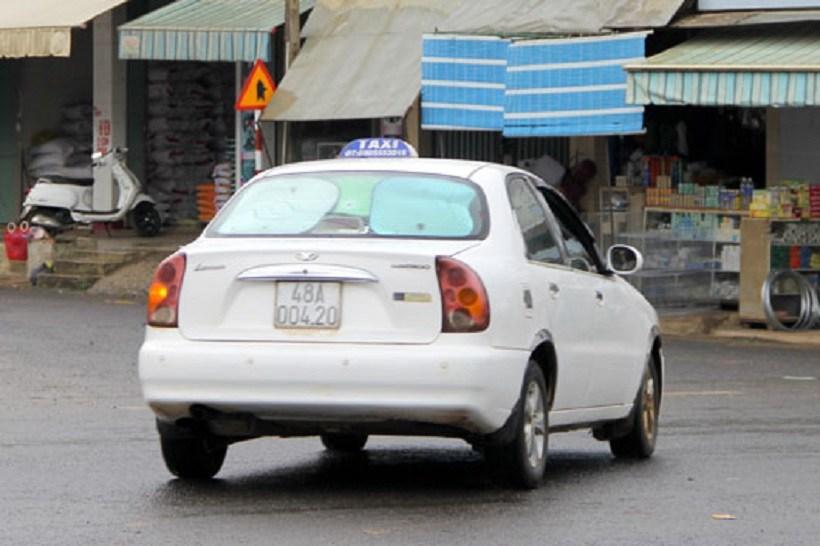 Danh sách số điện thoại các hãng taxi Đắk Nông, Gia Nghĩa giá rẻ uy tín