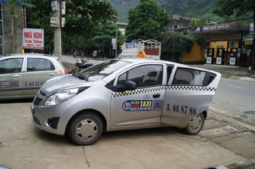 Danh sách các hãng taxi Hòa Bình giá rẻ, uy tín