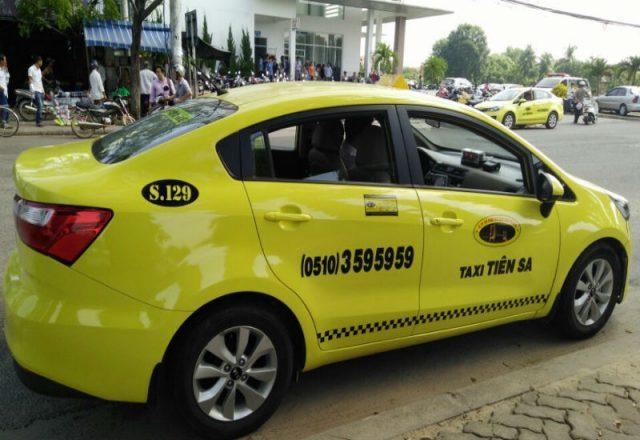 Danh sách các hãng taxi Hội An uy tín, giá rẻ