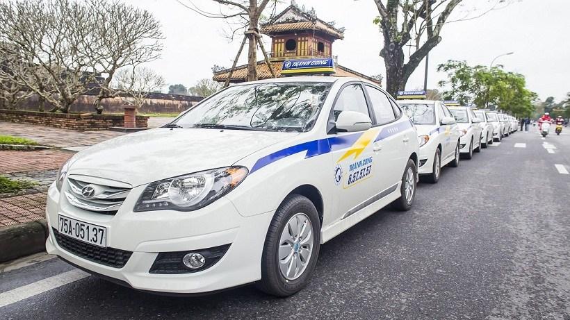 Top 10 Số điện thoại 10 hãng taxi Huế uy tín giá rẻ đưa đón sân bay