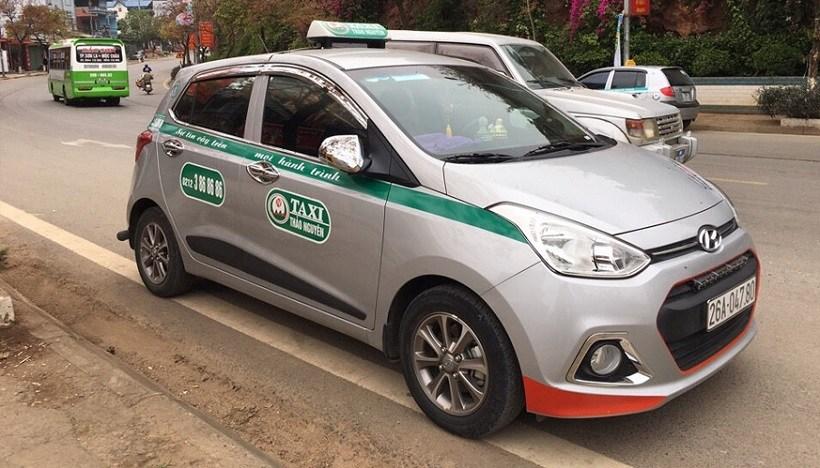 Danh sách hãng taxi Mộc Châu uy tín giá rẻ