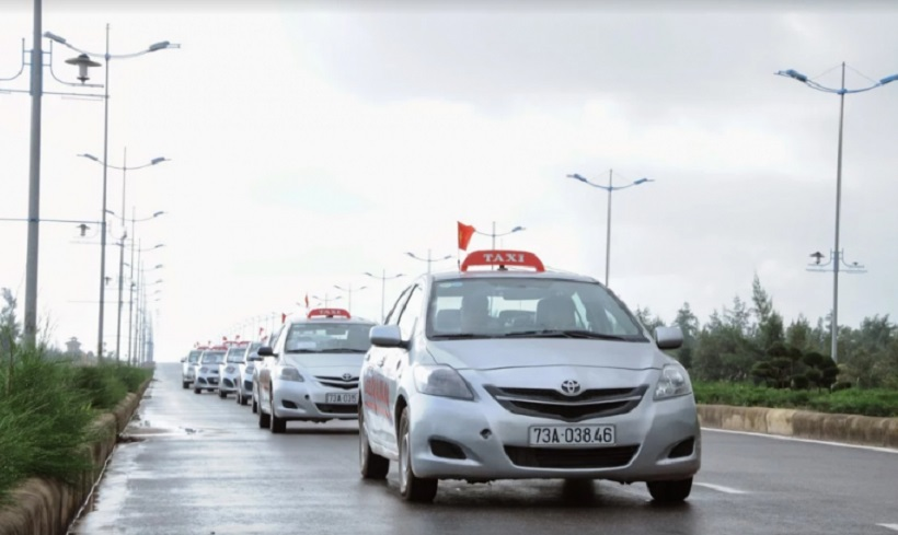 Danh sách các hãng taxi Quảng Bình giá rẻ uy tín