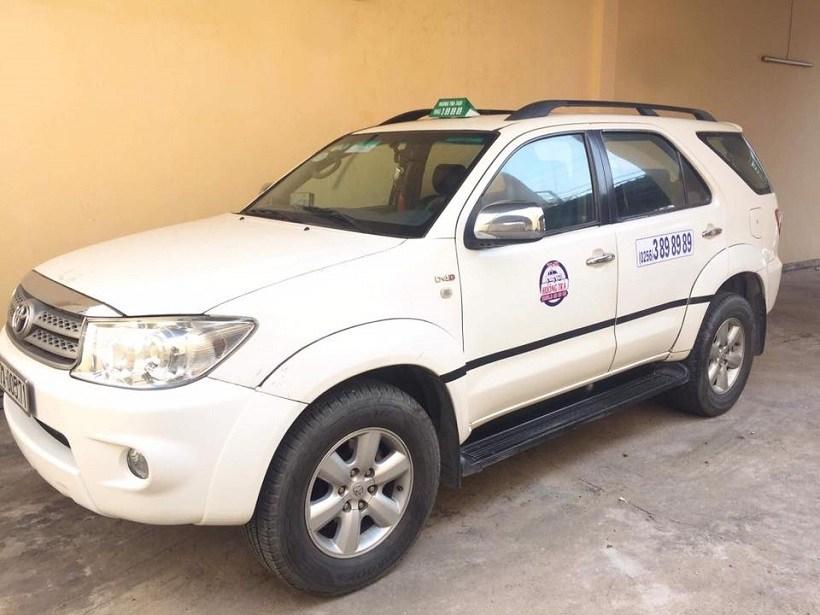 Top 13 hãng taxi Quy Nhơn Bình Định giá rẻ uy tín kèm số điện thoại