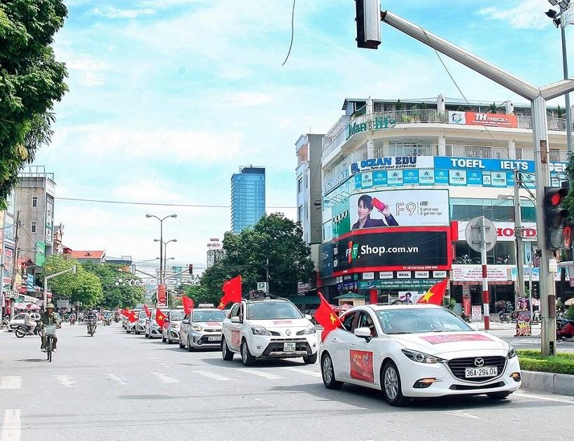 Top 10 Hãng taxi Thanh Hóa giá rẻ uy tín gọi chuyến là có ngay
