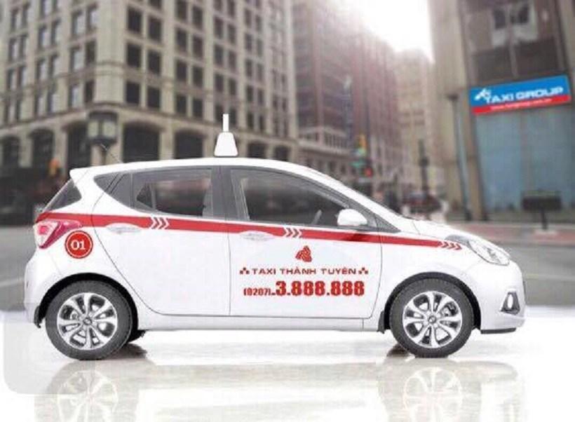 Danh sách các hãng taxi Tuyên Quang giá rẻ uy tín