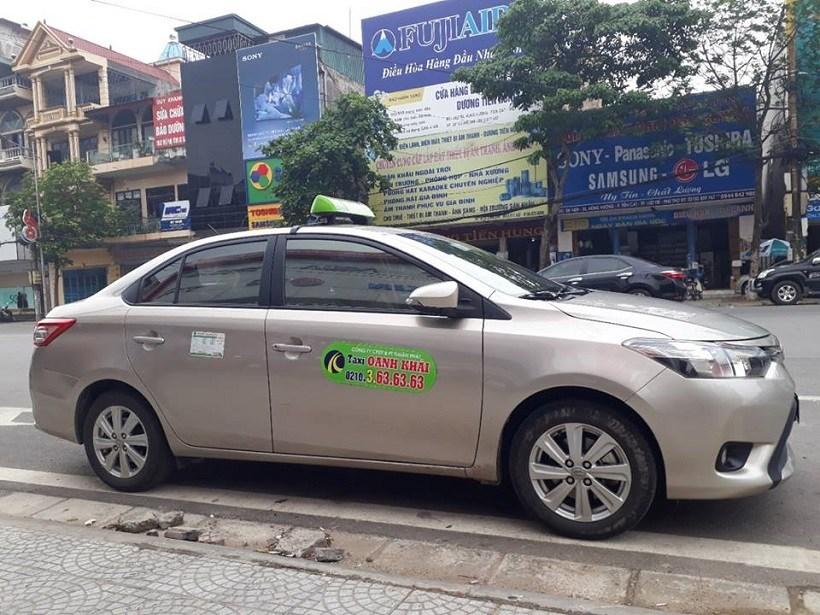 Danh sách số điện thoại hãng taxi Việt Trì giá rẻ, uy tín