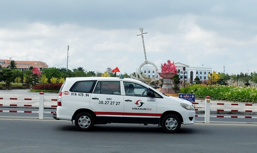 Taxi Vinasun: Số điện thoại tổng đài các tỉnh, giá cước, đặt chuyến qua app