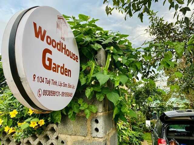 Wood House Garden: Vườn nhà gỗ mộng mơ giữa đất trời Bảo Lộc