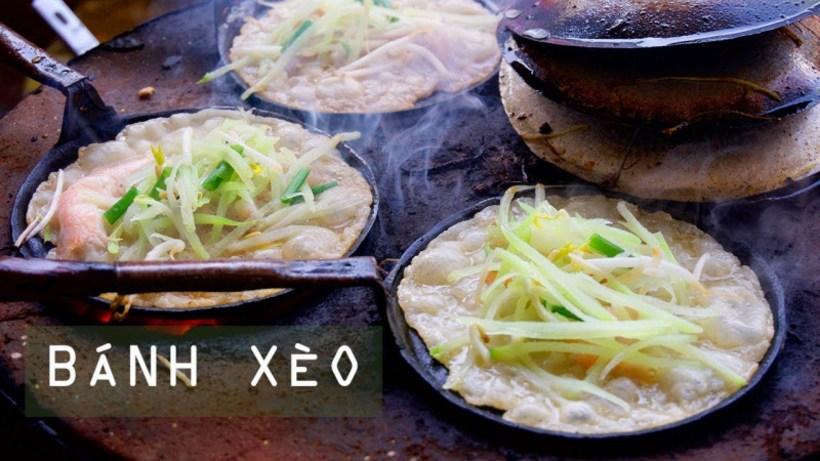 Top 10 Quán bánh xèo Nha Trang ngon giá bình dân có tiếng nhất