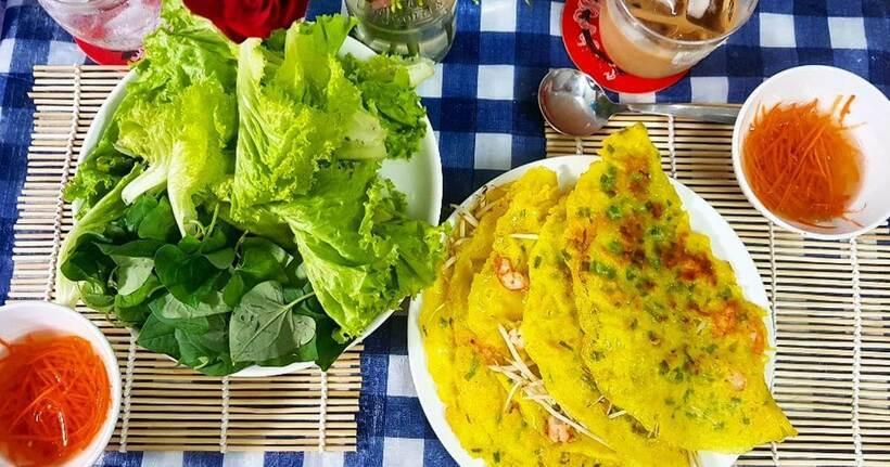 Top 10 quán bánh xèo Quảng Ngãi ngon ở Sài Gòn TPHCM nổi tiếng nhất
