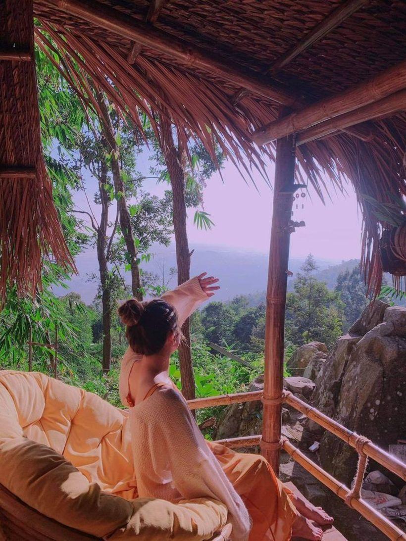 Nhà Của Mây - Homestay Núi Cấm view đẹp nhất đỉnh Thiên Cấm Sơn