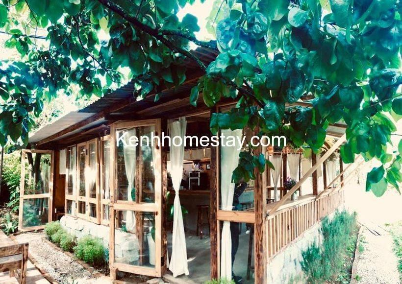 Nhà Của Ba homestay Đà Lạt: Căn nhà mộc mạc và tràn đầy thân thương