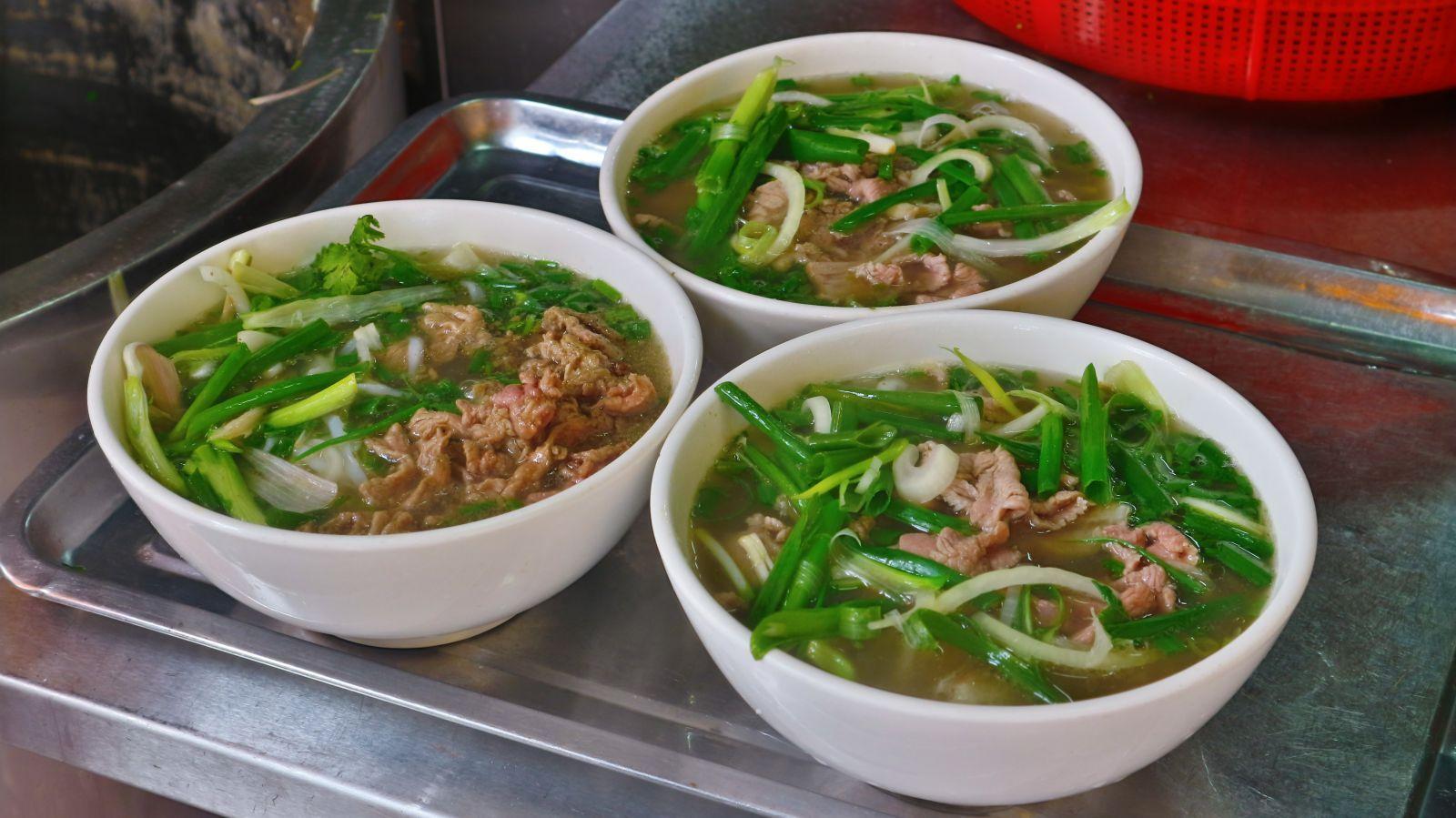 Top 10 quán phở Sài Gòn ngon cho buổi sáng đầy năng lượng