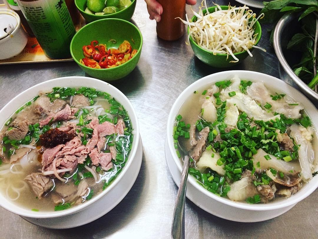 Top 10 Quán phở ngon Sài Gòn nổi tiếng nhất đáng thưởng thức