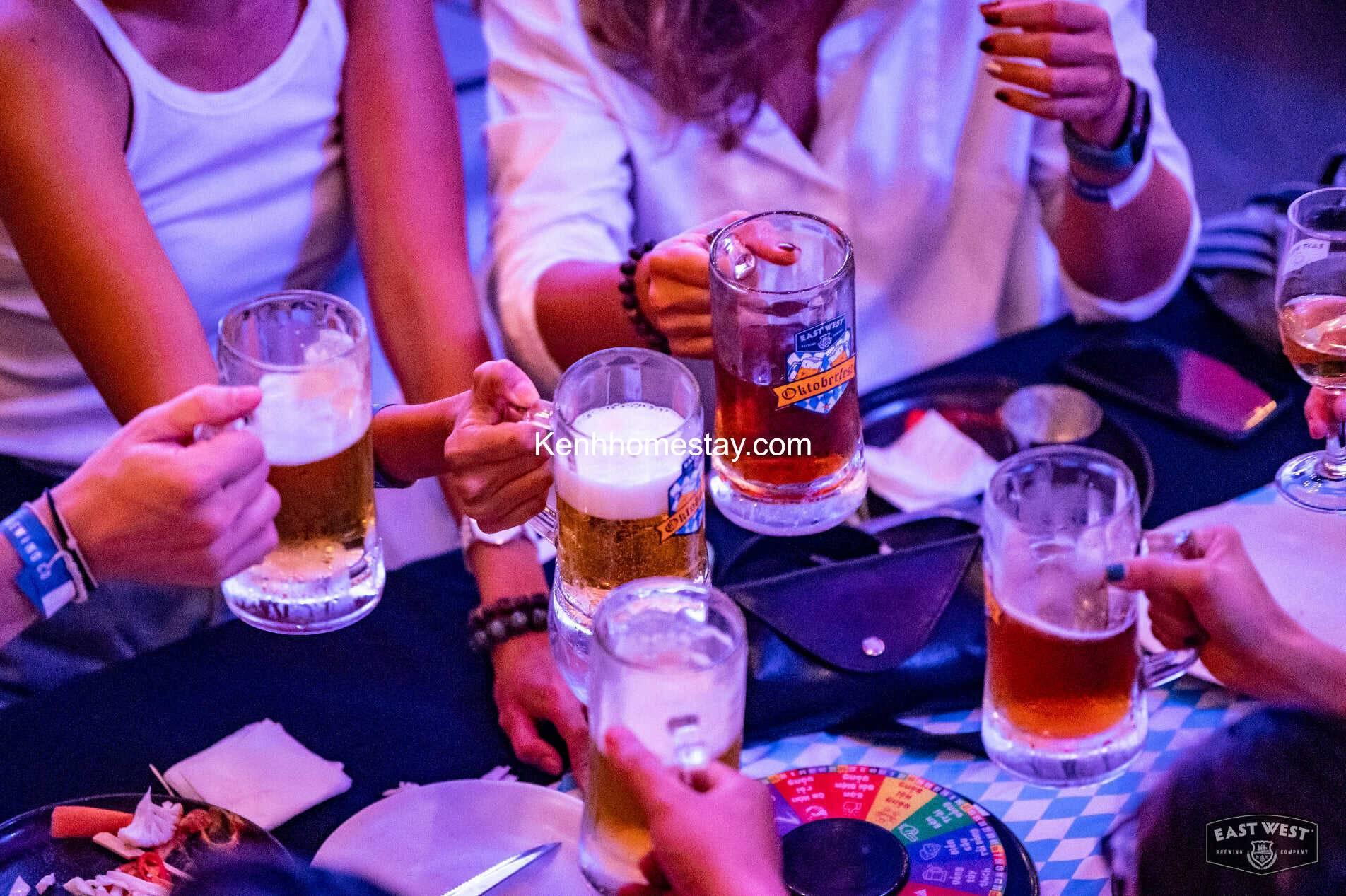 Top 15 Quán bia thủ công sành điệu nhất Hà Nội – Đà Nẵng – Sài Gòn