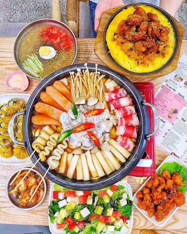 Top 20 Nhà hàng quán buffet lẩu tokbokki ngon nổi tiếng Sài Gòn – Hà Nội