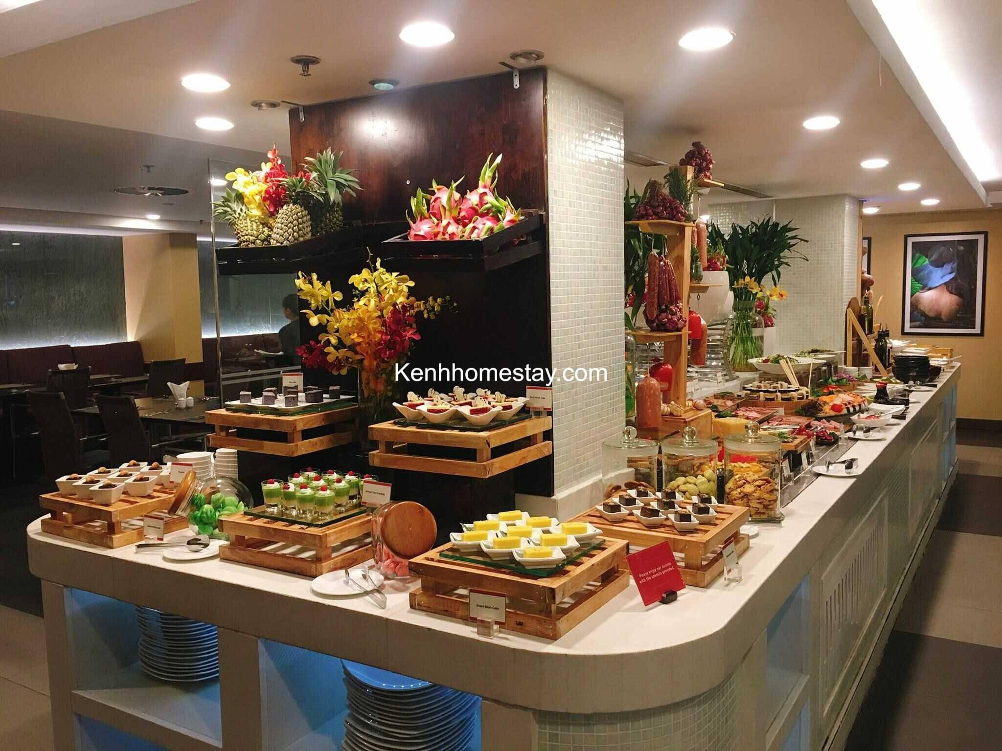 Top 20 Nhà hàng quán buffet tôm hùm tươi sống Sài Gòn – TPHCM ngon nhất