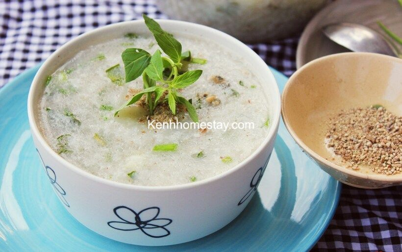 Top 5 Quán cháo dinh dưỡng ngon ở Sài Gòn TPHCM bổ rẻ nổi tiếng