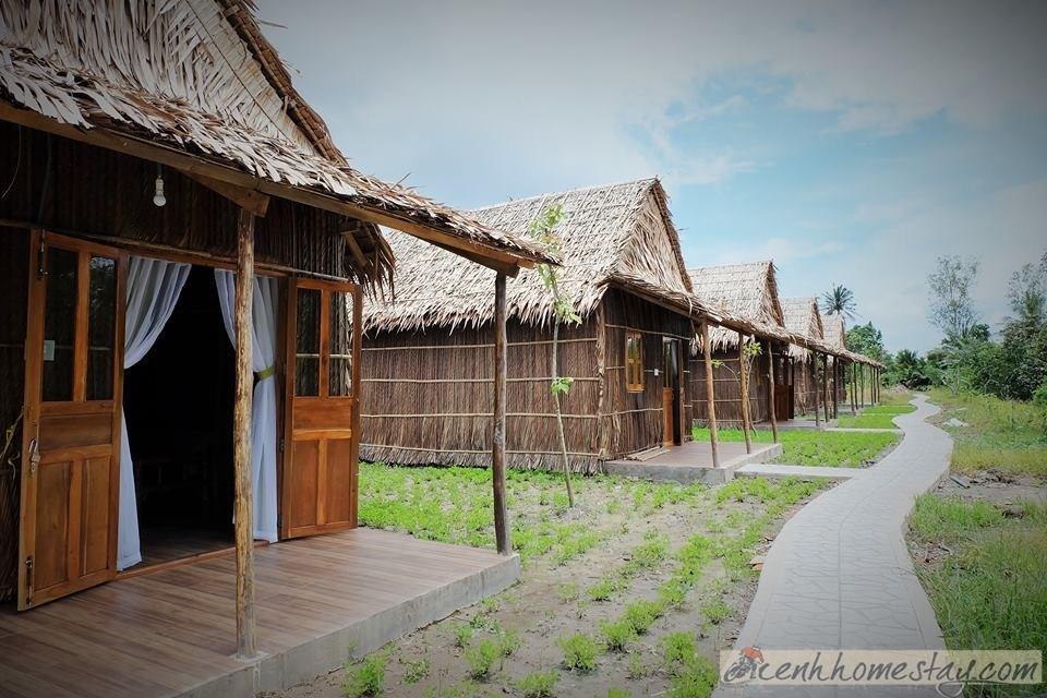 Homestay Green Village Cái Răng Cần Thơ