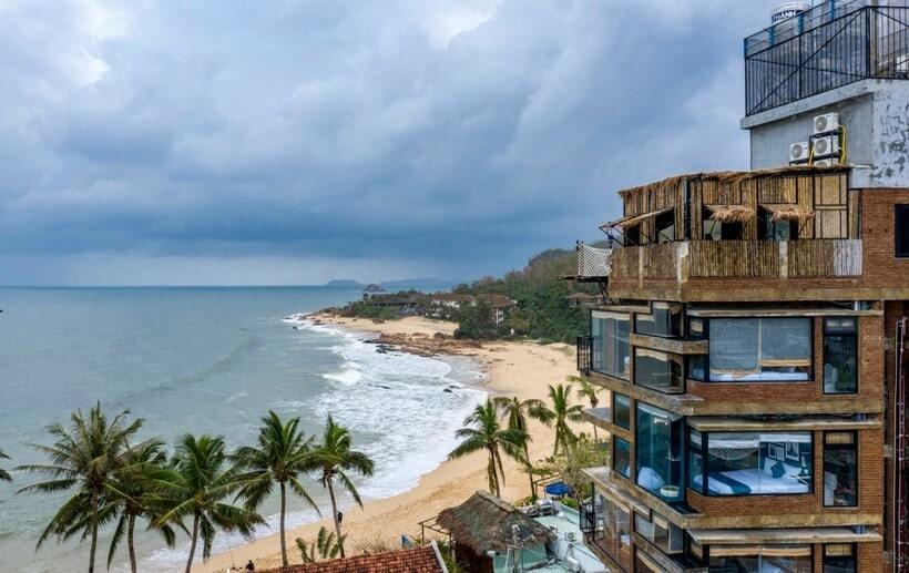 Mirra Bãi Xếp Quy Nhơn: Homestay view biển xanh mát style Châu Âu