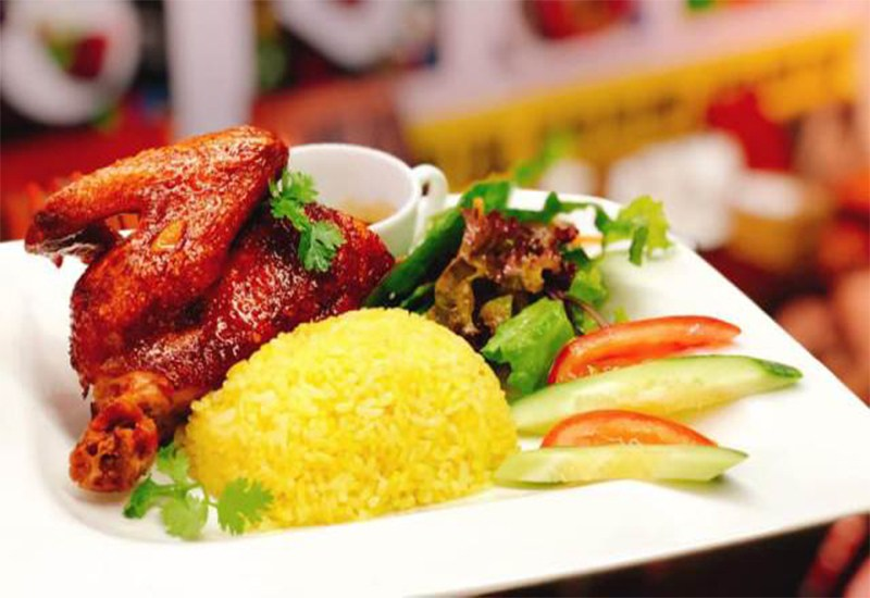 quán ăn trưa Đà Lạt