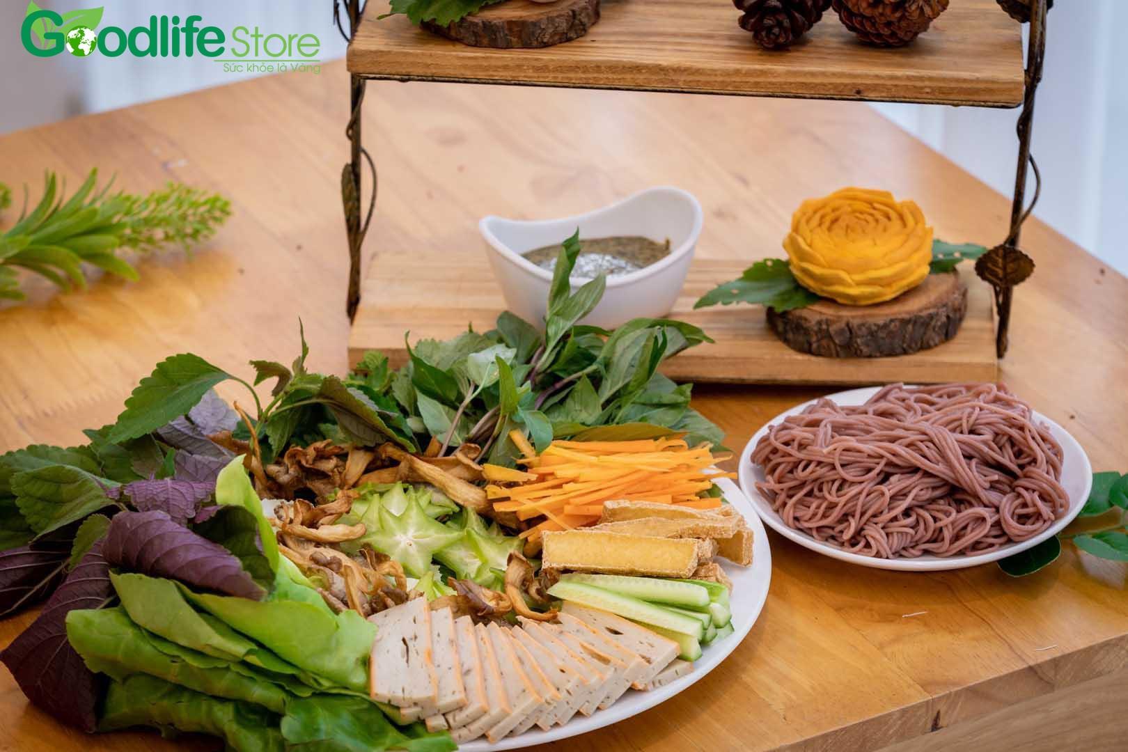 Top 11 Nhà hàng quán chay Vũng Tàu ngon có tiếng hút khách nên thử