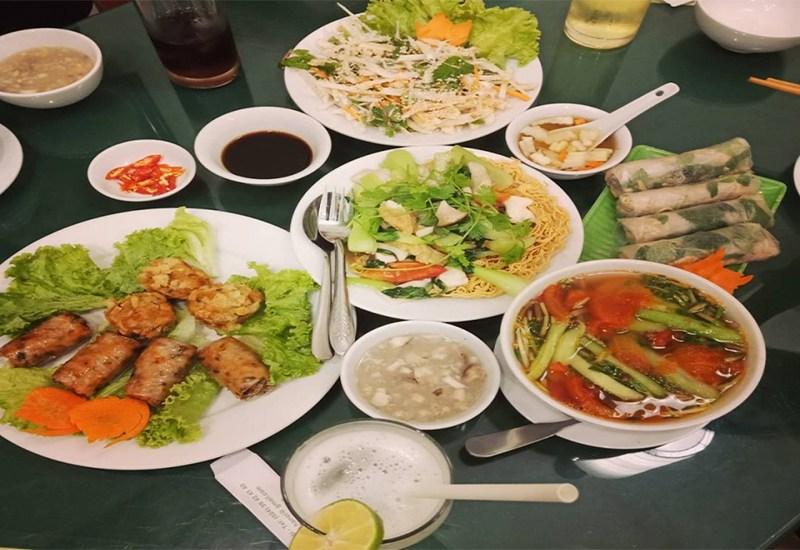 quán chay Vũng Tàu
