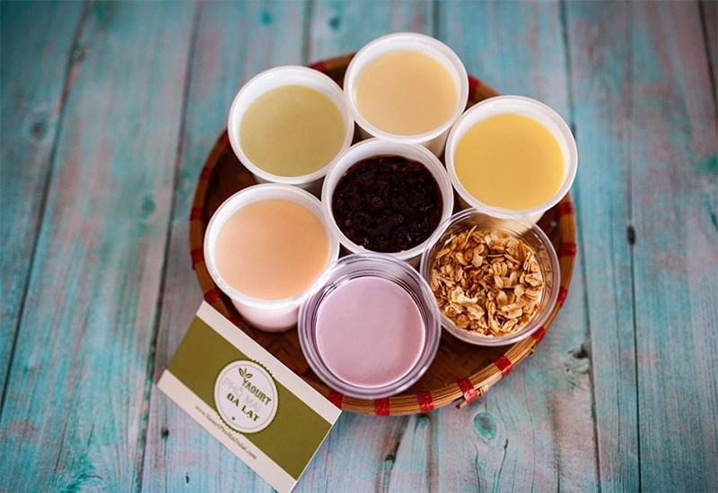 Top 3 Quán yaourt sữa chua phô mai Đà Lạt ngon ngất ngây chỉ 10k