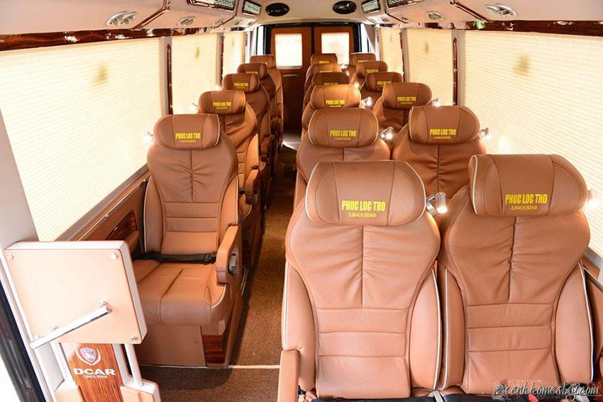 3 Nhà xe limousine Hà Nội đi Nam Định giường nằm đưa đón tận nơi