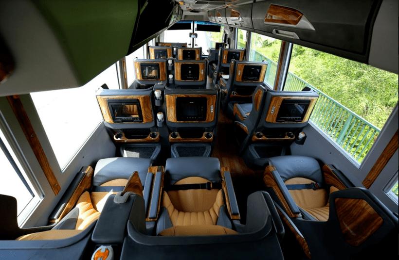 Top 10 Nhà xe limousine Nha Trang Đà Lạt giá rẻ giường nằm tốt nhất