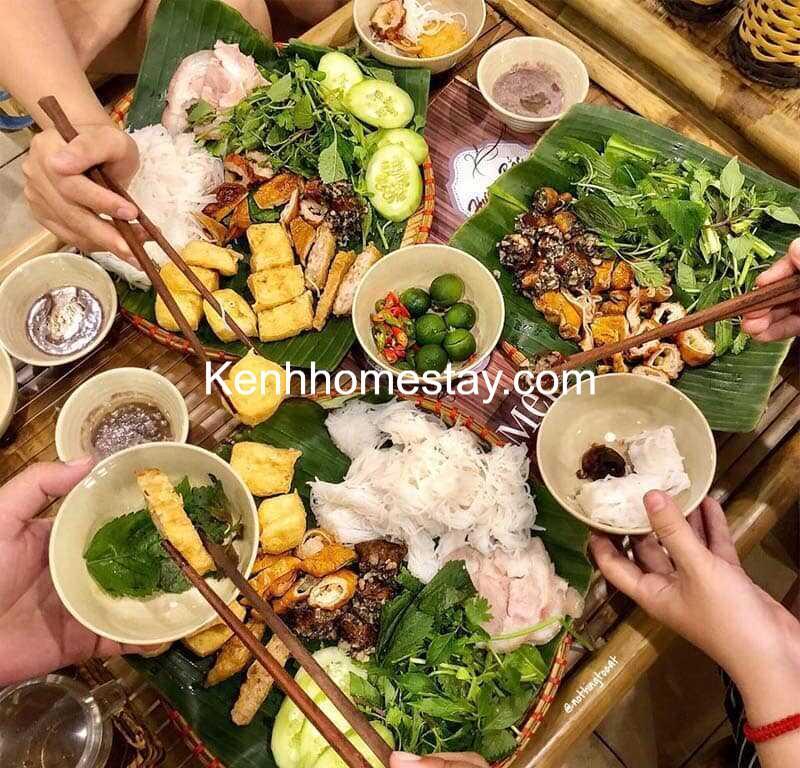 Top 10 Quán bún đậu mắm tôm Hải Phòng ngon có tiếng đông khách
