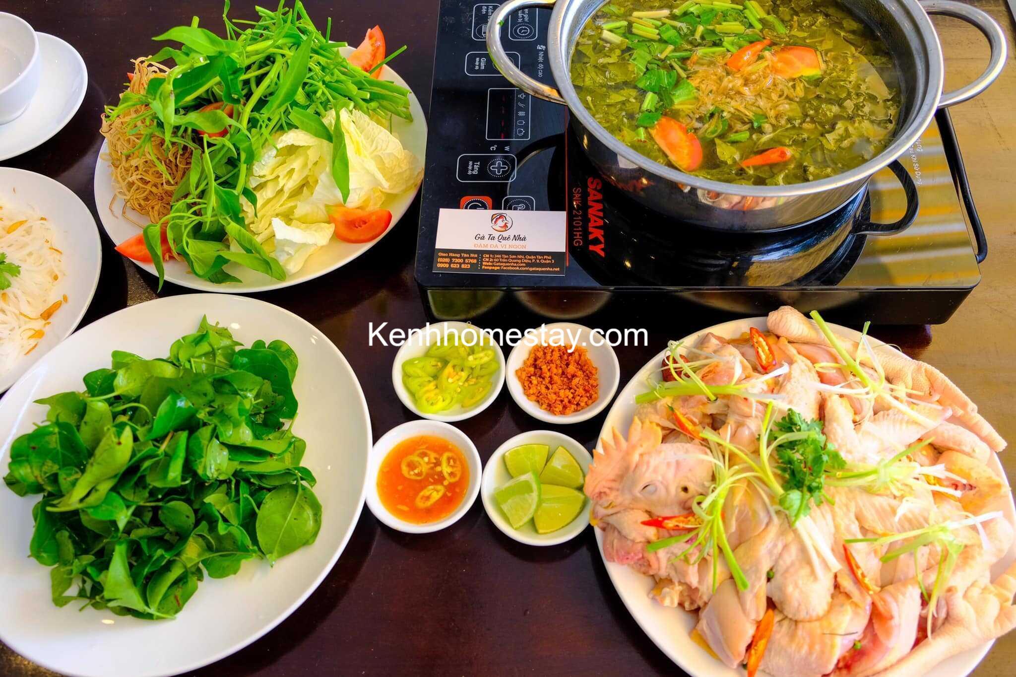 Top 15 Quán lẩu gà tiềm ớt hiểm ngon ở Sài Gòn TPHCM đông khách nhất