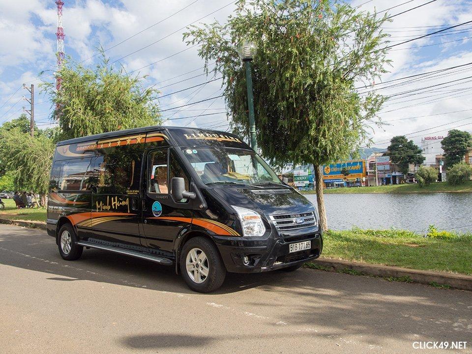 Top 10 Nhà xe limousine Đà Lạt Sài Gòn và nhiều khu vực khác giá rẻ