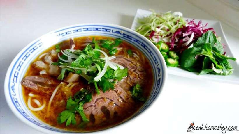 Ăn gì ở Huế? Note 20 Món ngon + quán ăn ngon ở Huế nổi tiếng