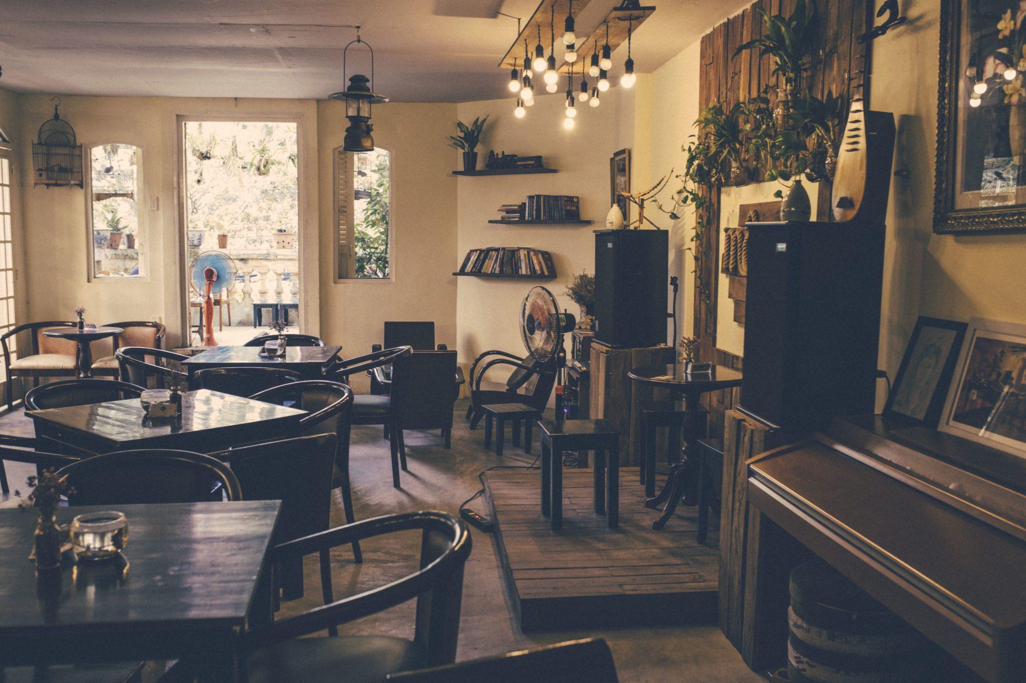 Top 30 quán cà phê Phan Thiết chất lừ nhất định phải ghé