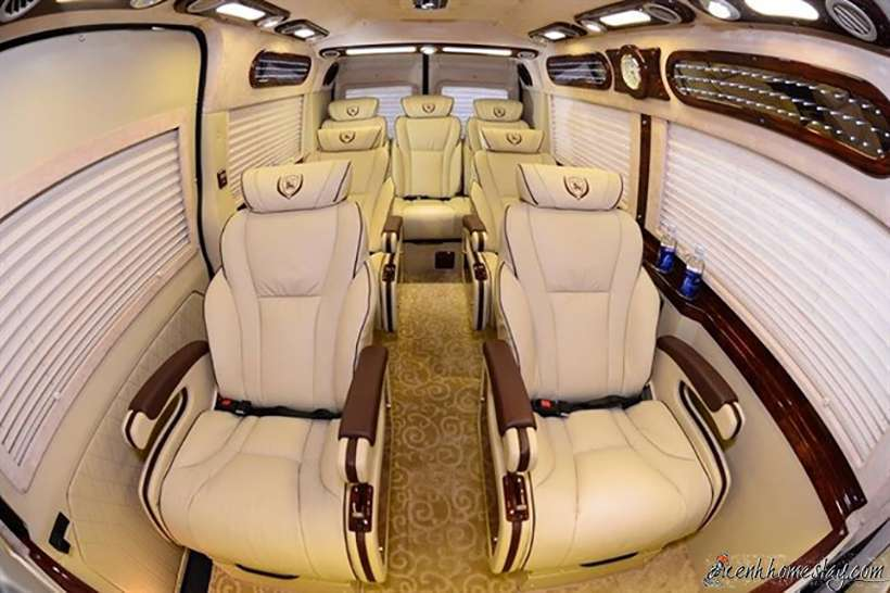 #Top nhà Xe limousine Đà Nẵng Quy Nhơn giường nằm tốt nhất