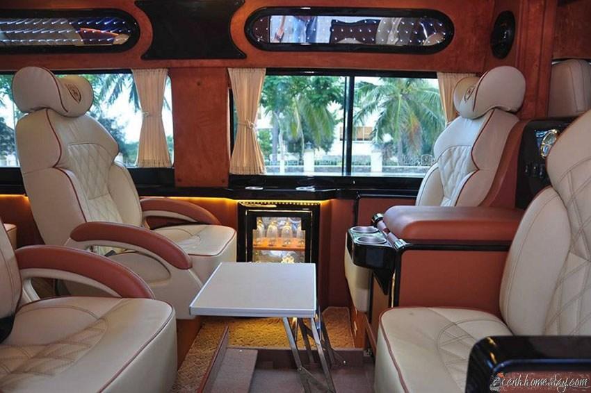 Top 3 Nhà Xe Limousine Hà Nội Bắc Kạn giường nằm chất lượng cao