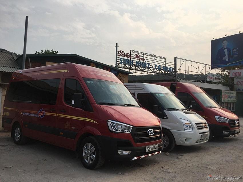 TOP nhà xe limousine Hà Nội Bãi Cháy giường nằm chất lượng nhất