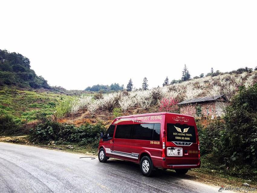 TOP nhà xe limousine Hà Nội Cao Bằng giường nằm chất lượng nhất
