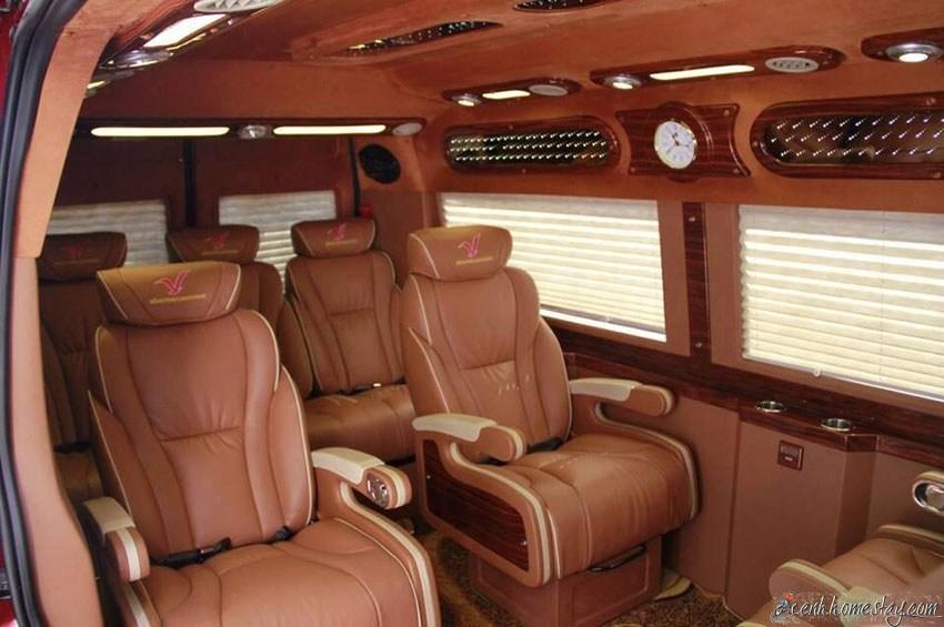 Những nhà xe limousine Hà Nội Cửa Lò chất lượng cao tốt nhất