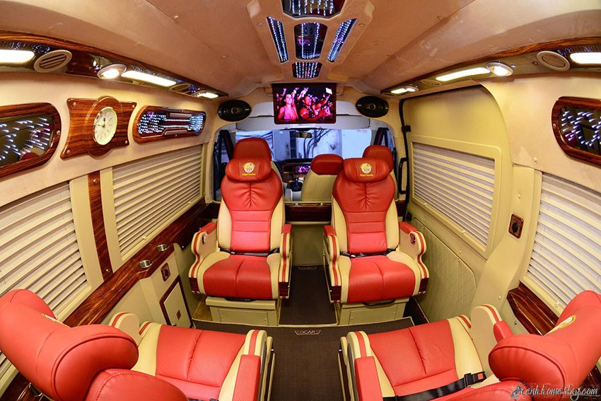 TOP nhà xe limousine Hà Nội Đà Nẵng giường nằm chất lượng nhất