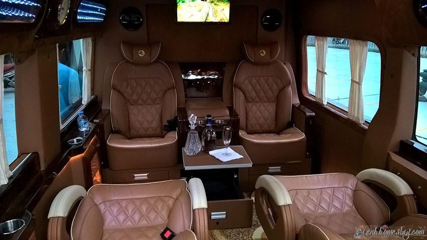 Top 3 Xe Limousine Hà Nội Điện Biên giường nằm chất lượng cao nhất
