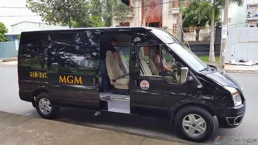 Top 3 Xe Limousine Hà Nội Hưng Yên giường nằm chất lượng cao