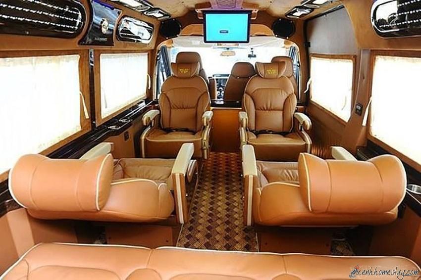 TOP Nhà xe Limousine Hà Nội Kim Bôigiường nằm chất lượng cao