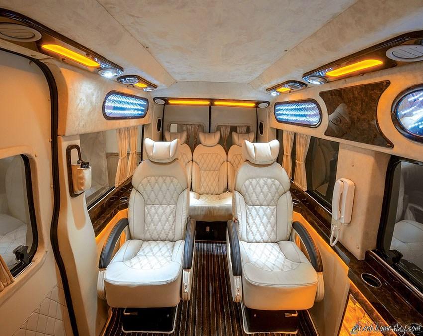 Top 3 Nhà xe Limousine Hà Nội Kim Bôigiường nằm chất lượng cao