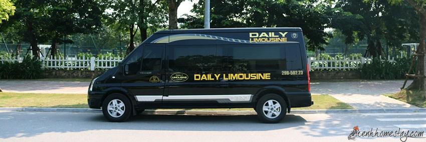 Những nhà xe limousine Hà Nội Lào Cai giường nằm chất lượng cao