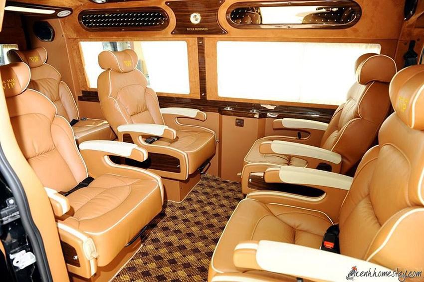 Top 5 Nhà xe limousine Hà Nội Móng Cái giường nằm giá rẻ tốt nhất